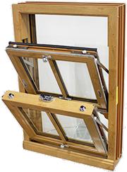 window-isolated-wood